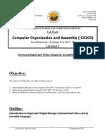 Lab Sheet 2