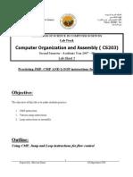 Lab Sheet 5