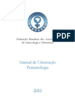 Manual de Perinatologia Febrasgo