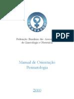 Manual de Perinatologia Febrasgo