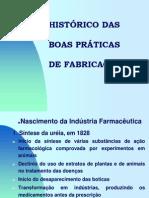 Histórico BPF.aula módulo III