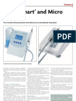 Mectron Article - Oct2 Dentistry 2011
