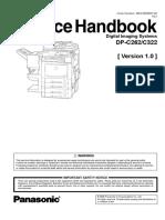 PANASONIC DP-C262-C322 - VER. 1.0
