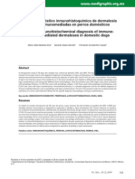 Diagnóstico inmunohistoquímico de dermatosis