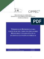 Términos+..CIPEC