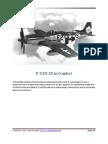 P-51D-20 in combat
