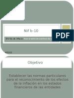 NIF B-10 .