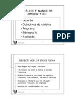 AF MBA ISEG Apresentacao 2005-06