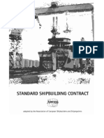 Awes Shipbuilding Contract