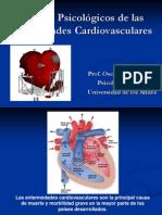 Aspectos Psicologicos de las enfermedades cardiovasculares