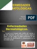 Enfermedades Dermatologicas, locomotoras y gastrointestinales