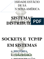 Socket e TCP IP