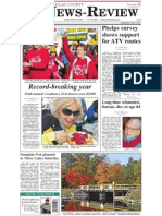 Vilas County News-Review, Oct. 5, 2011 - SECTION A