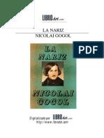 Gogol - La Nariz