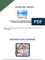 6. Inducción Gral VICPAR-Manos