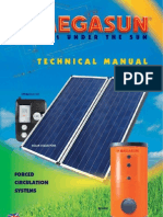 Manual Circulação Forçada PT2008