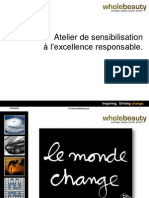 Whole Beauty - Atelier Sustainable Excellence