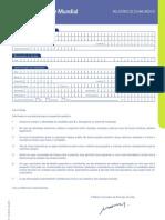 Formula Rio Exame Medico