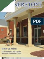Lindsey Wilson College -- Cornerstone -- Fall 2011