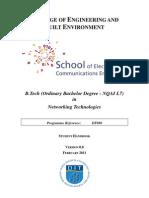 DT080 Student Handbook