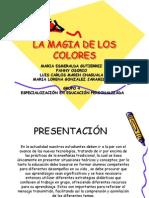 La Magia de Los Colores Udproco