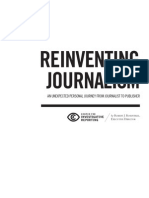 CIR Industry Report - Reinventing Journalism