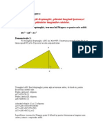 Mate.info.Ro.783 Teorema Lui Pitagora-Demonstratii