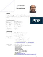 Updated CV and List of Publications_Biswas