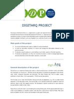Digitarq Project