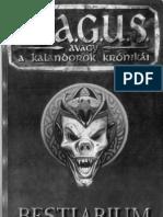 Magus - Bestiarium Ed2