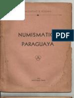 Numismatica Paraguaya - Argentino B. Rossani - 1934 - PortalGuarani - Paraguay