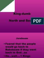 King-dumb