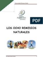 Los Ocho Remedios Naturales-1