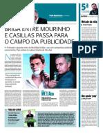 Mourinho Casillas