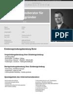 Unternehmensberater Bonn | Existenzgründer - Existenzgründung | Unternehmensberatung MARKUS TONN ®