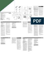 Nd-bc4 Manual en Es de Fr It