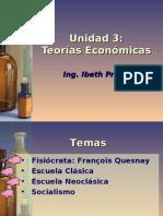 Teorías Económicas