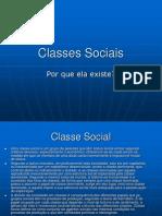 Classes Sociais