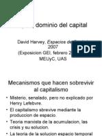 Bajo El Dominio Del Capital