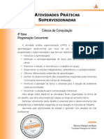 2011 2 Ciencia Da Computacao 6 Programacao Concorrente