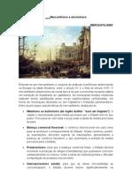 Mercantilismo e absolutismo