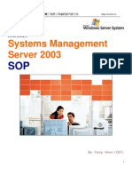 Sms 2003 Sop