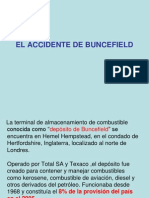 El Accidente de Buncefield