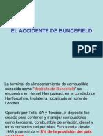 El Accidente de Buncefield