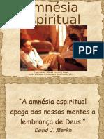 Amnésia Espiritual