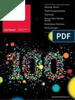 საუკეთესო გლობალური ბრენდები 2011