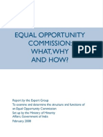 Equal Opportunity Commission India