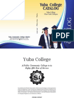 2011-2012 Yuba College Catalog
