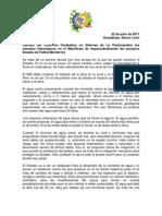 Opinión sobre estudios hidrológicos del proyecto Estadio de Fútbol Monterrey [22-07-2011]