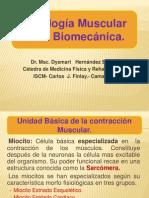 Fisiologia Muscular en La Biomecanica